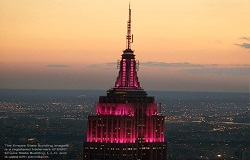 LIGHTING THE EMPIRE STATE BUILDING FOR TEACHER APPRECIATION WEEK